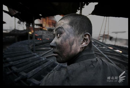 Pollution in China - Lu Guang