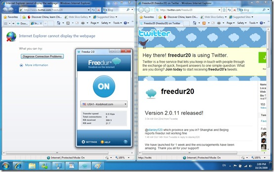 twitter before after
