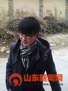 Deceased high school studen, Fan Pengfei