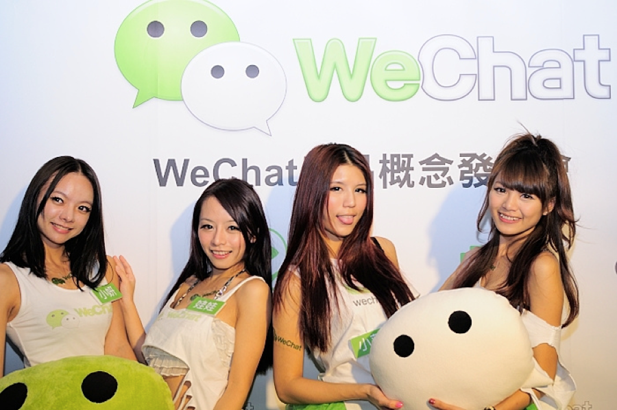 Chinese Social Media App WeChat blocked in Russia